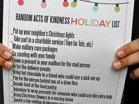raok - random acts of kindness