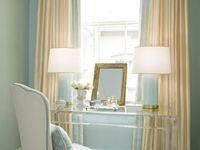 about Bedroom - Turquoise Blue / Chambre à coucher - Bleu turquoise ...