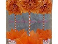 origami topiario / bouquet