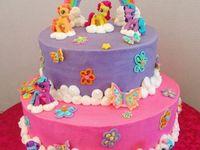 My Little Pony Birthday!