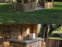 The PALLET HOUSE