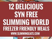 slimming world meals