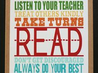 Teachers. Teaching.  Touching Lives.