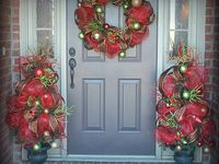 Festive, Happy Holiday Decorations and Food!