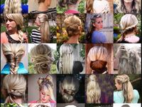 fun things to do with your hair