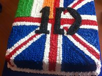 Cool birthday and fun cakes mostly one direction