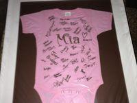 Baby Aayliah-baby shower