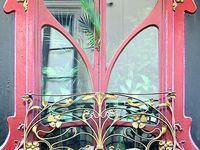 Doors, Windows, Balconies