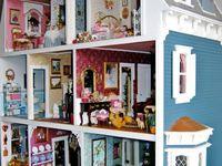 Dollhouse & Dollhouse Miniatures