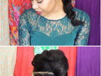 ... Protective styles, Crochet braids straight hair and Swimming