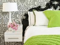 Gorgeous bedroom inspiration!