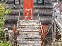My Heart calls home to Nova Scotia