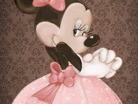 Minnie mouse bre/allie
