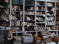 librerías y libros