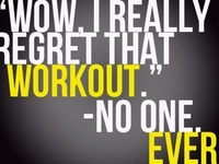 Sweat it and get it