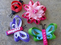 Ribbon Crafts