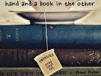 Kirjat, lukeminen / Books, reading