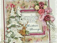 Scrapbook-Christmas Cards