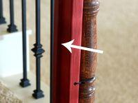 Tira Adhesiva para El Hogar Tira Adhesiva para Piso Childlike Protecciones para Bordes De Escalones Tira De Escaleras De PVC para Jard/ín De Infantes para Aumentar La Seguridad Y Evitar Lesiones