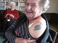 Knitting & Cat Tattoos