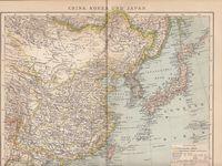 Alte Landkarten Antique Maps / Alte Landkarten und Stadtplane - Antique Maps and City Maps