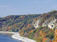 Mississippi, Alton Illinois, Great River Road