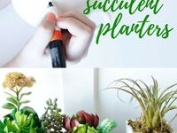 planter wookwork ideas