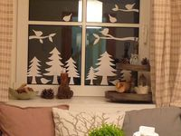 38 besten fenster bilder auf pinterest weihnachtsdeko fensterbank fenster dekorieren und. Black Bedroom Furniture Sets. Home Design Ideas