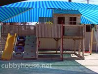 Outside:  Playhouses