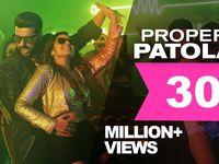 Proper Patola Official Video Namaste England Arjun Parineeti Badshah Diljit Aastha Youtube Bollywood Music Videos New Song Download Song Hindi