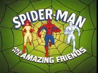 Hombre Araña Y Sus Amigos Spiderman Cartoon 80s Cartoons Spiderman