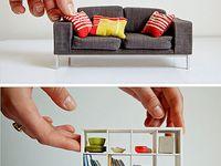 Ideer til dukkene
