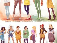 Disney-Inspired Outfits