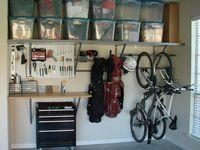 Organization, garage