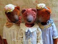 BEARS / best dressed; chairbears; special bears; three bears' house