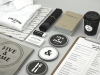 Well-branded identities that caught my eye.