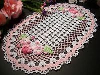 Crochet Doilies/Table Runners