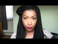 ... Braid Styles on Pinterest Spring twists, Micro braids and Twists