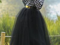 Fashion Tulle for Miss and Little Miss