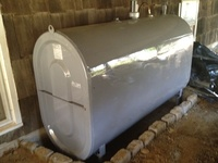 17 Best Images About Above Ground Oil Tanks On Pinterest