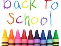 school--beginning of year