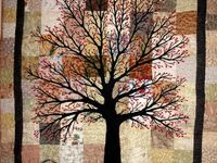 Quilts - trees