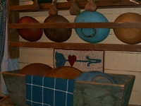 Wooden Bowls and Trenchers