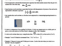 1000+ images about 8th Grade Math on Pinterest | Decimal, Fractions ...