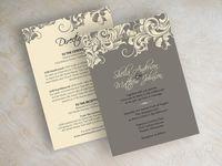 Hochzeit Karten Einladung