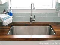 Kitchen Sinks Perth : images about Blocked Kitchen Sink Repair on Pinterest Kitchen sink ...