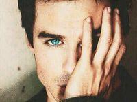 Vampire Diaries and Ian Someholder