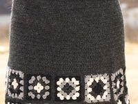 Abiti e gonne / Crochet.