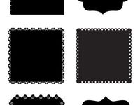 Crafts ~ Silhouette SVGs and Fonts