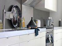 1000+ images about Hoogglans wit keuken on Pinterest  Met, Ikea ...